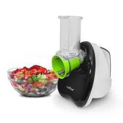 NutriChef - PKELS70 - Nutrichef Pkels70 Salad Shooter Maker Slicer And Chopper