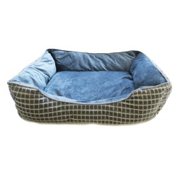 Creative Pet Group - CPG1831L - Creative Pet Cpg1831l Large Square Dog Bed Is 27x22 Inches