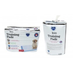 Creative Pet Group - PIB800 - Creative Pet Pib800 Pet In A Bag 100 Pack Training Pads Has