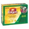Folgers - 2550006119 - Coffee, Classic Roast, Decaf, 0.9 oz Bag, 36/Carton