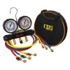 CPS Products - MT2H7P5 - Mechanical Manifold Gauge Set, 2 Valves