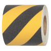 "Jessup - GRAN13841 - Striped Black/Yellow Anti-Slip Tape, 6"" x 60.0 ft., 60 Grit Aluminum Oxide, Acrylic Adhesive, 1 EA"