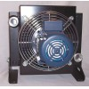 AKG Thermal Systems - A10-1 - 115/230 AC Motor Forced Air Oil Cooler, 10 HP Heat Removed