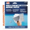 Marshalltown Trowel - DP4 - Drywall Patch, 4 x 4 Inches, Self Adhesive