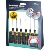 Wera Tools - 05030170001 - Keystone Slotted/Phillips Screwdriver Set, Multicomponent, Number of Pieces: 6