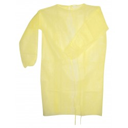 High Five - AG164 - Barrier Isolation Gown, XL, PK50