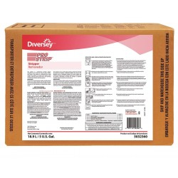 Johnson Diversey - 95032360 - 5 gal. Butyl Free Floor Stripper, 1 EA