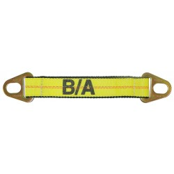 B/A Products - 38-52-24 - Axle Strap, 24 x 2 In., 3330 lb.