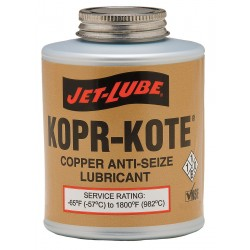 Jet-Lube - 10007 - Anti Seize Compound, 32 oz. Container Size, 32 oz. Net Weight