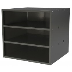 Akro-Mils / Myers Industries - AD1817C - Cabinet Frame, 16-1/2 Overall Height, 18 Overall Width, Number of Drawers or Bins 0