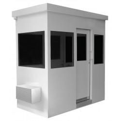 Porta-King - DSBR88L3HVAC - Grd Bldg HVAC, Blstc-Rtd, Lvl3, 102x102x103