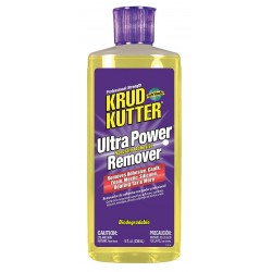 Krud Kutter - UP086 - 8 oz. Ultra Power Specialty Adhesive Remover, Orange
