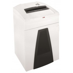 HSM of America - P40S - Large Office Paper Shredder, Strip-Cut Cut Style, Security Level 2