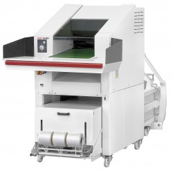 HSM of America - 5088C BUNDLE WG - Industrial Paper Shredder, Cross-Cut Cut Style, Security Level 3