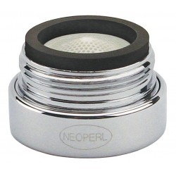 Neoperl 5510205 Small Male Vandal Resistant Faucet Aerator Spray Stream