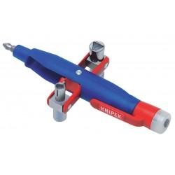 Knipex Tools - 00 11 17 - Control Cabinet Key