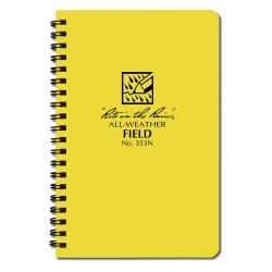 JL Darling - 353N - Spiral Notebook, Field, 4-5/8x7, 64Pg