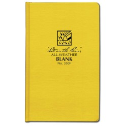 JL Darling - 330F - All Weather Book, Blank, 4-3/4 x 7-1/2In.