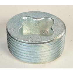 Appleton Electric - PLG-100RA - Appleton PLG-100RA Close-Up Plug, Recessed Head, 1, Explosionproof, Aluminum