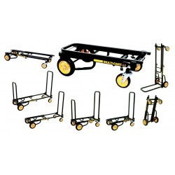 Other - CART-RT6 - Convertible Hand Truck, Steel, 500 lb., Overall Height 33-1/4