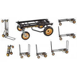 Other - CART-RT12 - Convertible Hand Truck, Steel, 500 lb., Overall Height 40-1/2