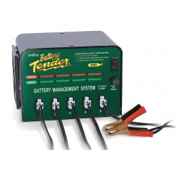 Battery Tender - 021-0133 - Battery Charger, 12VDC, 2A