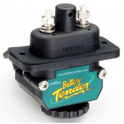 Battery Tender - 027-0004-BK - Male and Female Connector