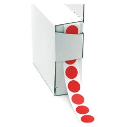 Roll Products - 119-0002A - Label, 3/4H, 4-1/4W, PK1000