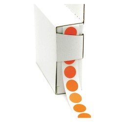 Roll Products - 119-0002B - 1/2 Color Code Circles OR 1000roll
