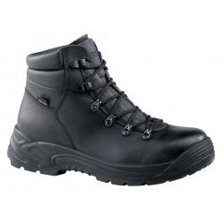 Cosmas - CMF06E-100 - Station Boots, Stl, Mn, 10E, Blk, PR