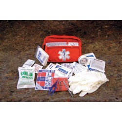 Medique - 25211 - First Aid Kit, Kit, Nylon Case Material, General Purpose, 5 People Served Per Kit