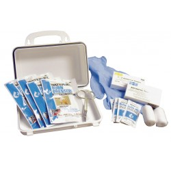 Medique - 89610 - Plastic Burn Care Kit, White