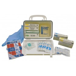 Medique - 48623 - First Aid Kit, Kit, Plastic Case Material, General Purpose, 3 People Served Per Kit
