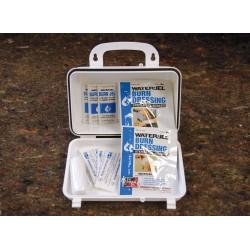 Medique - 56401 - Plastic Burn Care Kit, White