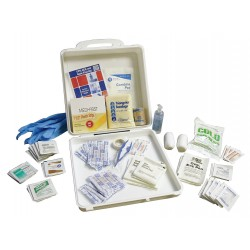 Medique - 89609 - First Aid Kit, Kit, Plastic Case Material, General Purpose, 50 People Served Per Kit