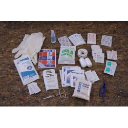 Medique - 56701 - First Aid Kit Refill, Refill, Cardboard Case Material, General Purpose, 25 People Served Per Kit