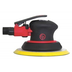 Chicago Pneumatic - CP7255E - Air Random Orbital Sander with 6 Pad Size, Non-Vacuum, 3/16 Orbit Dia.