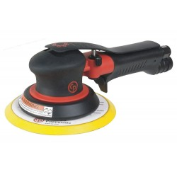 Chicago Pneumatic - CP7255H - Air Random Orbital Sander with 6 Pad Size, Non-Vacuum, 3/16 Orbit Dia.