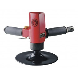 Chicago Pneumatic - CP7265S - 11-13/16 Industrial Duty Vertical Air Disc Sander with Lever Throttle