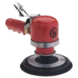 "Chicago Pneumatic - CP870 - 4-13/64"" Non-Vacuum Air Dual-Action Sander with 6"" Pad Size"