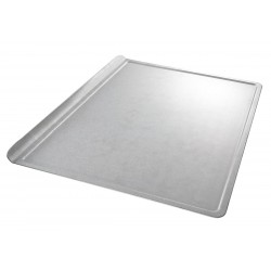 Chicago Metallic - 20500 - 13-7/8 W x 18 L Glazed Aluminized Steel Cookie Sheet