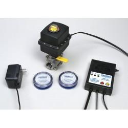 Madison - FM-180-3 - 3 Wireless Water Leak Detection and Alarm Shutoff System, NPT