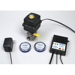 Madison - FM-180-4 - 4 Wireless Water Leak Detection and Alarm Shutoff System, NPT