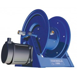 Coxreels / Coxwells - 1125PCL-8M-E - 600VAC Heavy Industrial Motor Driven Cord Reel; Number of Outlets: 0, Cord Included: No