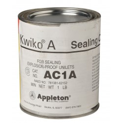 Appleton Electric - AC1-A - Appleton AC1-A Sealing Cement, 16 Ounce/1 LB Can