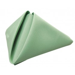 Phoenix Textile Industries - NO1818-SEAFOAMGR - 18 x 18 Square Visa Napkin, Seafoam Green; PK12
