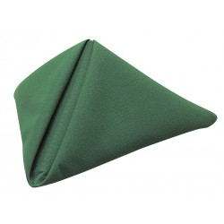 Phoenix Textile Industries - NO2020-FO - 20 x 20 Square Visa Napkin, Forest Green; PK12