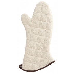 Phoenix Textile Industries - OMTT-17 - 17 Terry Oven Mitt, Conventional, Natural