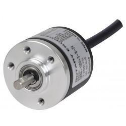Autonics - E30S4-100-3-T-24-C - Totem Pole Output Type, Encoder, Shaft, Shaft Dia., 100 Pulses per Revolution