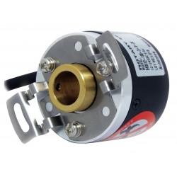 Autonics - E40H12-100-3-T-24-C - Totem Pole Output Type, Encoder, Hollow Shaft, Shaft Dia., 100 Pulses per Revolution